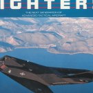 Exotic Fighters 1992 Wall Calendar Never Opened Tactical Aircraft