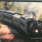 Classic Trains 1997 ? Wall Calendar Never Opened