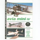 Aviation In Miniature IV Avia Mini IV Toy & Model Aircraft For Collectors 190048210x