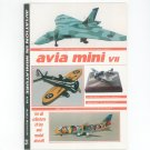 Aviation In Miniature VII Avia Mini VII Toy & Model Aircraft For Collectors 1900482207