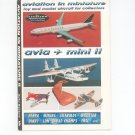Aviation In Miniature II Avia Mini II Toy & Model Aircraft For Collectors 1900482045