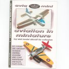 Aviation In Miniature I Avia Mini I Toy & Model Aircraft For Collectors 1900482002