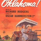 All Er Nothin From Oklahoma Sheet Music Vintage Williamson Music