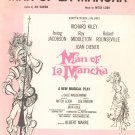 Man Of La Mancha Vocal Selection Sam Fox Publishing Vintage