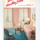 1001 Decorating Ideas Book 17 Vintage Conso Consolidated Trimming Corporation Drapery Trim