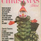 Vintage Today's Woman Christmas Ideas Number 17 1970 With Cut Outs