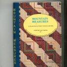 Mountain Measures Cookbook Junior League West Virginia Vintage 1975