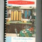 Favorite Recipes Cookbook Vintage Regional New York Church Of Jesus Christ Of Latter Day Saints 1968