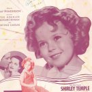 Animal Crackers In My Soup Vintage Sheet Music Movietone Music Company
