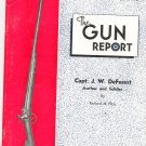 The Gun Report June 1976 Capt. J. W. DeForest Vintage Shipping Special
