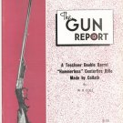 The Gun Report May 1976 Teschner Double Barrel Collath Vintage Ship Special