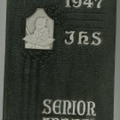 Senior Annual 1947 Year Book Yearbook Jamestown High School Vintage New York