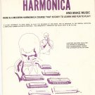 Meet The Chromatic Harmonica And Make Music Book Berran Music Vintage