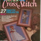 Simply Cross Stitch Number 14 27 Projects November December 1993