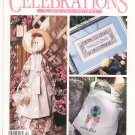 Leisure Arts Publication Celebrations To Cross Stitch & Craft Spring 1992