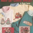 More Be Loved Sweats In Waste Canvas by Debra Jordan Meyer Leisure Arts Leaflet 875