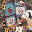 Sunshine Garden by Kathie Rueger Leisure Arts Leaflet 2600