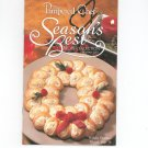 The Pampered Chef Season&#39;s Best Recipe Collection Fall Winter 2003