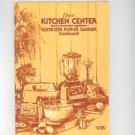 Oster Kitchen Center Owners Manual & Cookbook Vintage 1975