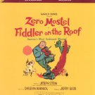 Vocal Selections From Fiddler On The Roof Zero Mostel 0897243218