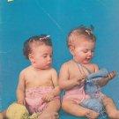 Bernat Handicrafter Book 37 Baby Hand Knits Vintage 1951