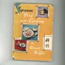 Japanese Food And Cooking Cookbook By Stuart Griffin Vintage Hard Cover