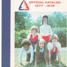 Camp Fire Girls Official Catalog 1977 / 1978