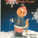 A Kitty Kapers Winter Wonder Land by Marlene Stevens