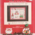 Cheery Christmas For Wood and Paper by Kathy Distefano Griffiths