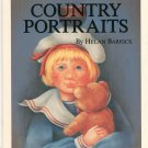 Country Portraits by Helen Barrick Published by Walter Foster DA-4