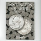 Washington Quarter 1965 - 1987 Collector Coin Folder Harris