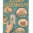 The Story Of Electricity Custom Comics Vintage Rochester Gas And Electric