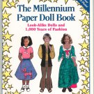 The Millennium Paper Doll Book by Phyllis Amerikaner 0881603198