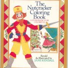 The Nutcracker Coloring Book Storybook by Jane Kendall 0671557912