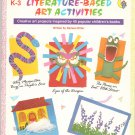 Literature Based Art Activities Children Creative Teaching Press CTP 2320 Ritter