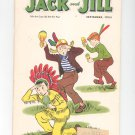 Jack And Jill Magazine Vintage September 1953