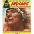 Indians Of America Souvenir Book Full Color Illustrations