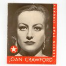 The Life Story Of Joan Crawford by Chamberlain Storrs Vintage Screen Star Library 1932