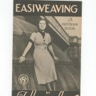 Easiweaving A Pattern Book by Fellowcrafters Vintage