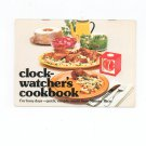 Clock Watcher's Cookbook by Minute Rice