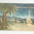 Vintage Hallmark The Christmas Story Pop Up Card 100x 262-9