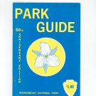 Shenandoah National Park Guide 50th Anniversary Edition 1986