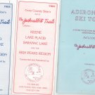 Adirondack Ski Tours Guide Including The Jackrabbit Trail Sixteen Tours With Maps
