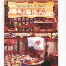 Famous New England Recipes Cookbook by Dolores Riccio