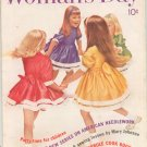 Womans Day February 1961 Vintage With Collectors Cookbook Insert