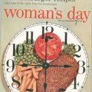 Womans Day October 1954 Vintage