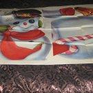 Lot Of 2 U-Bild Snowman Patterns Number 218 & 226 U Bild Wood Workers