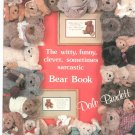The Witty Funny Clever Sometimes Sarcastic Bear Book by Dale Burdett Book 2 Cross Stitch