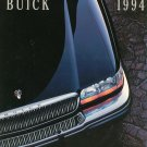 Buick 1994 Catalog / Brochure Many Models