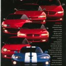 1997 The New Dodge Catalog / Brochure Full Line